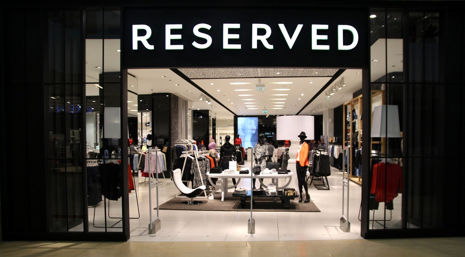 Fashion retail companies in middle east
