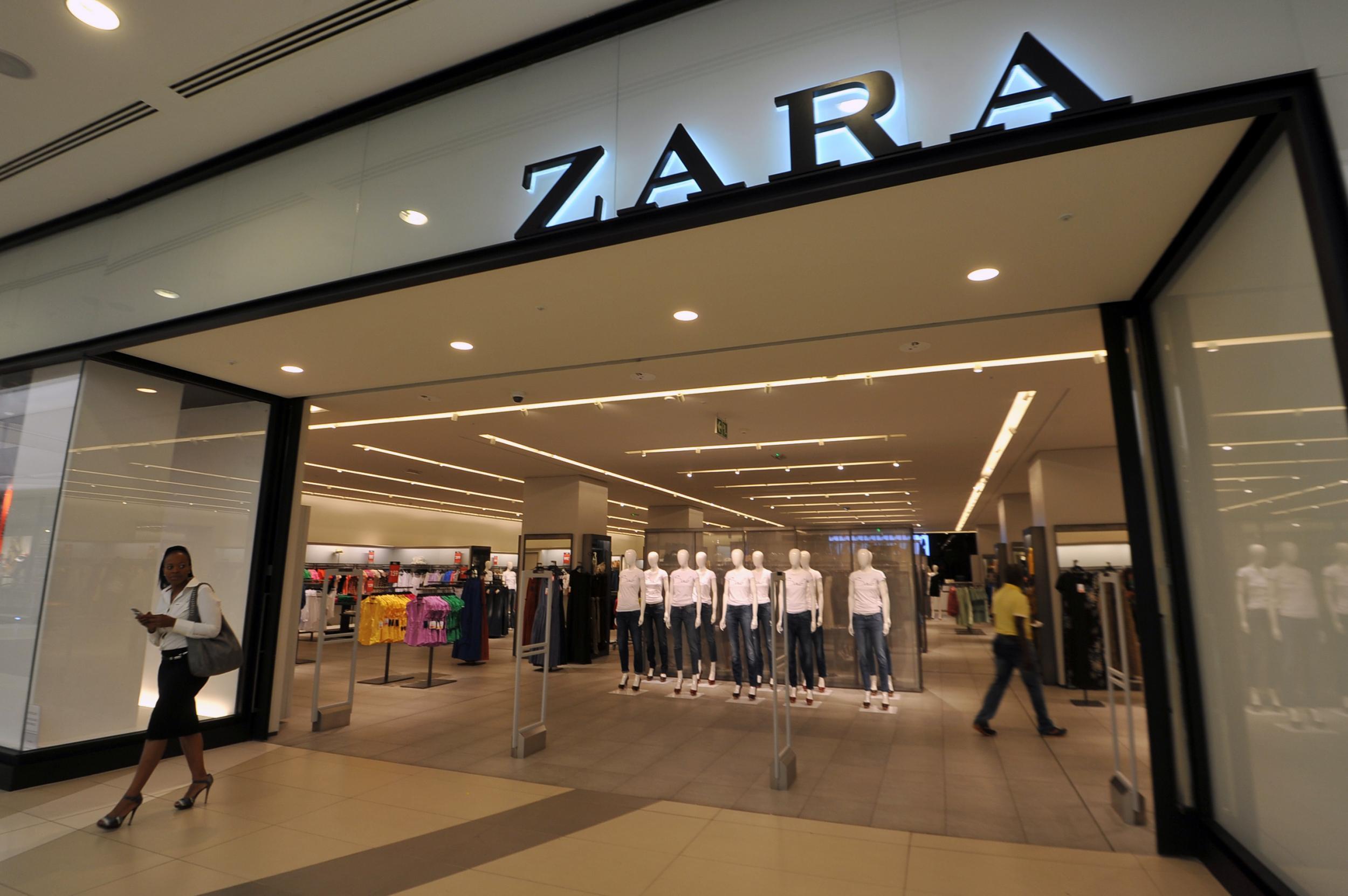 zara spain's most successful brand