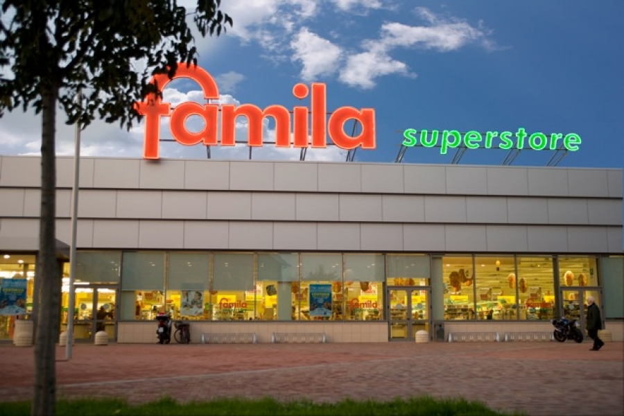 Famila-superstore-selex