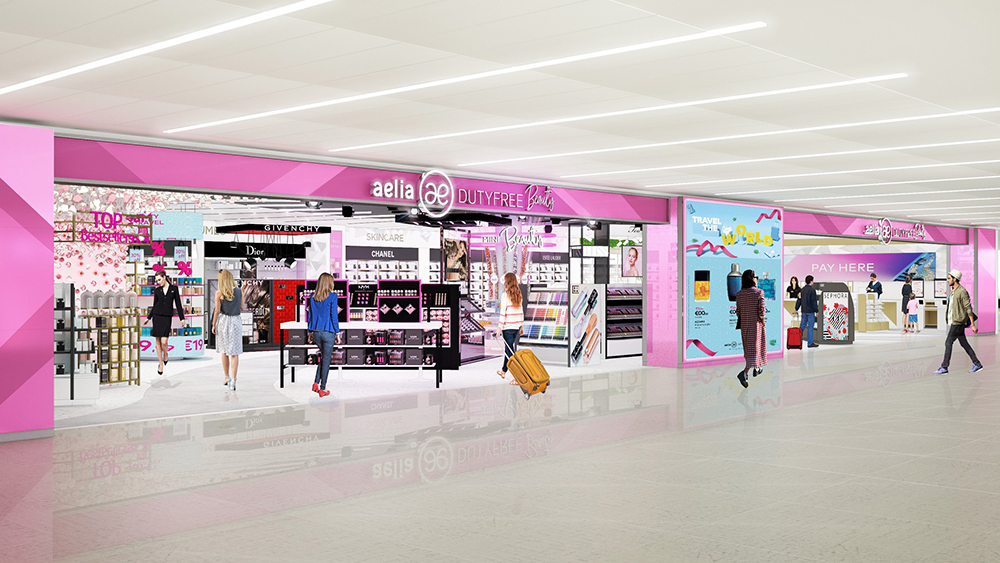Terminal-2-beauty-store-at-prague-airport